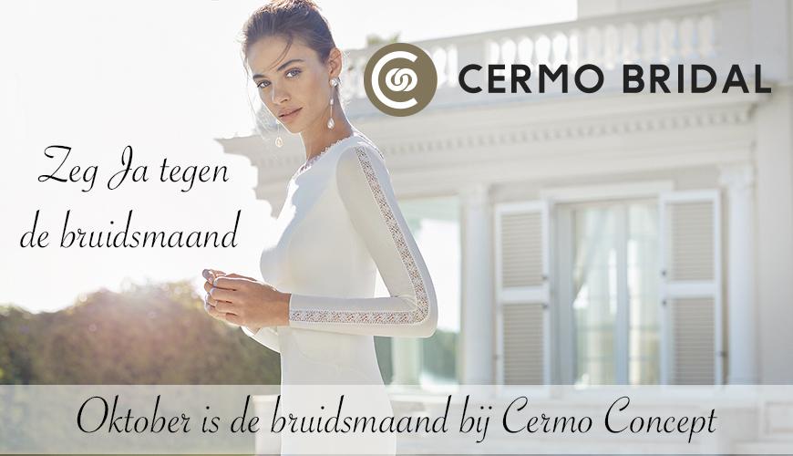 Bruidsmaand bij Cermo Concept in Zoersel